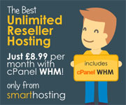 Smart Web Hosting Ad